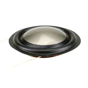 Image 5 - Cho B & W Loa Sửa Chữa 25.9mm 1.02 inch Tweeter cuộn dây Bằng Giọng Nói 8ohm 26 Core Titanium Hoành Độ Nhạy Cao cùng một Bên 1 Cặp
