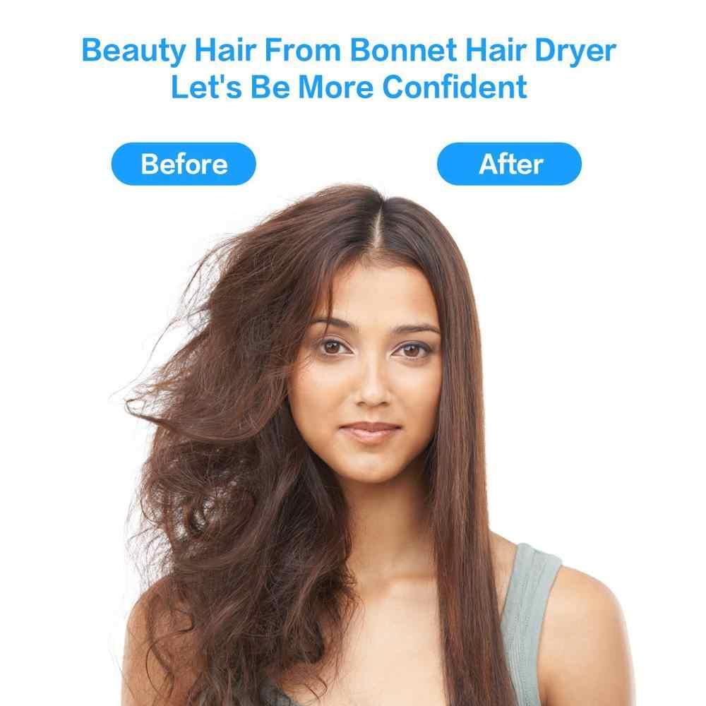 Saç Kadın Ev Berber Kuaför Kurutma aracı Kuaförlük Şapka Kaput Kapaklar Eki Saç Bakımı Perm Kask Saç Vapur 29