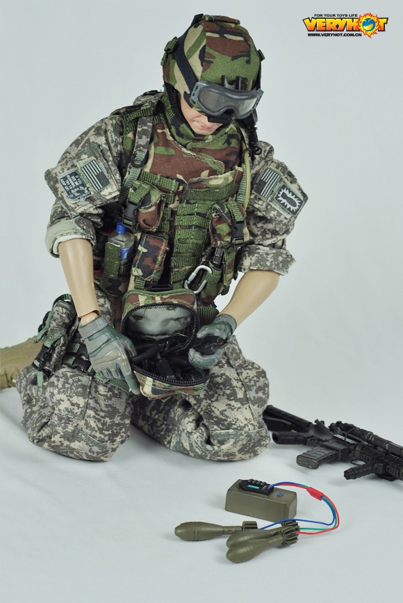 United States Army EOD Iraqi Freedom Operations 12 Inch 1/6 Soldiers Military Models Hot Toys игрушки united states cupipi 12 dooodolls plush doll