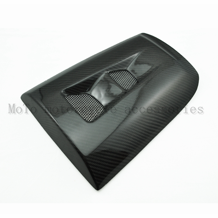Free Shipping Motorcycle Real Cowl Cover Carbon fiber CBR1000 RR 2004 - 2007 fit for HONDA CBR1000RR Rear Seat Cover Cowl new motorcycle rear seat cover cowl for honda cbr1000rr 04 07 2004 2007 2005 2006 carbon fiber free shipping c20