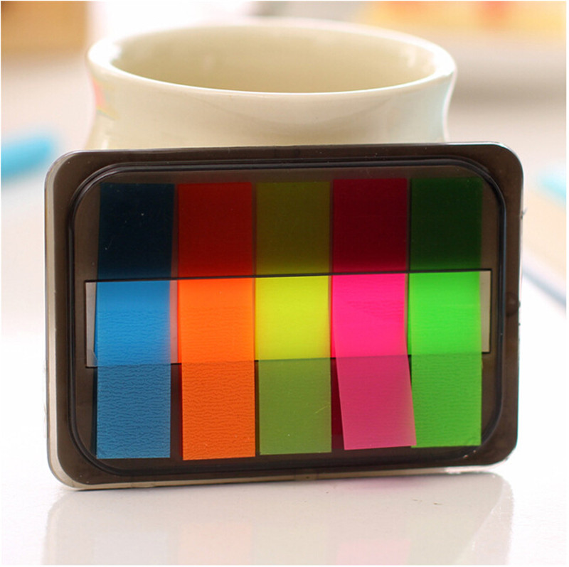 creative kawaii mini labels paper stickers cute memo pad post sticky notes girl school office supplies stationery stickers