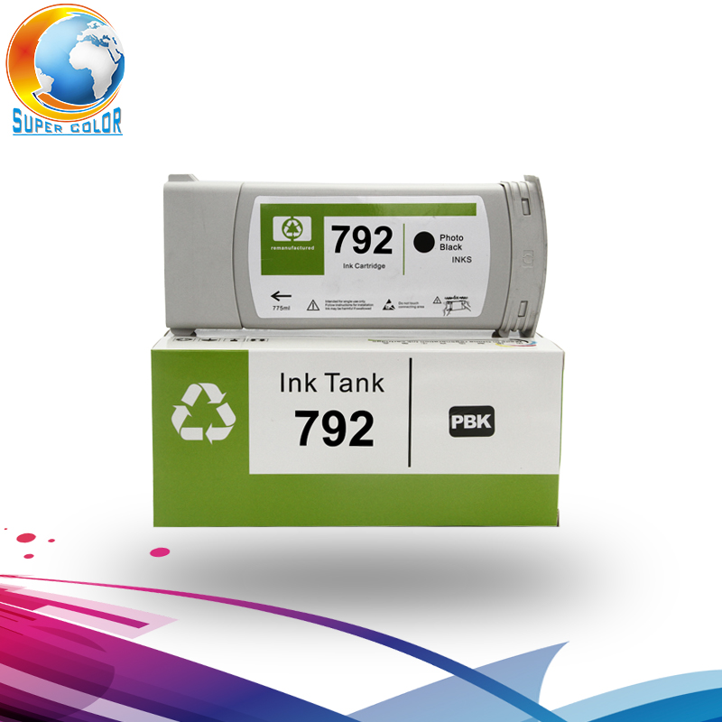 For hp 792 Original Compatible Ink Cartridge For HP Latex 210 260 280/Designjet L26100 L26500 L28500 With Original Latex Ink картридж для принтера hp 789 775 ml latex designjet ink cartridge yellow
