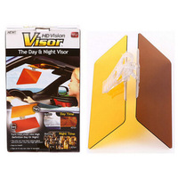 Free Delivery Anti Glare HD Car Sun Visor Auto Anti Dazzling Goggle Day And Night Vision