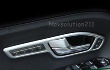 2011-2016 Внутренняя Ручка Чаши Крышка Рамка Для Range Rover Evoque