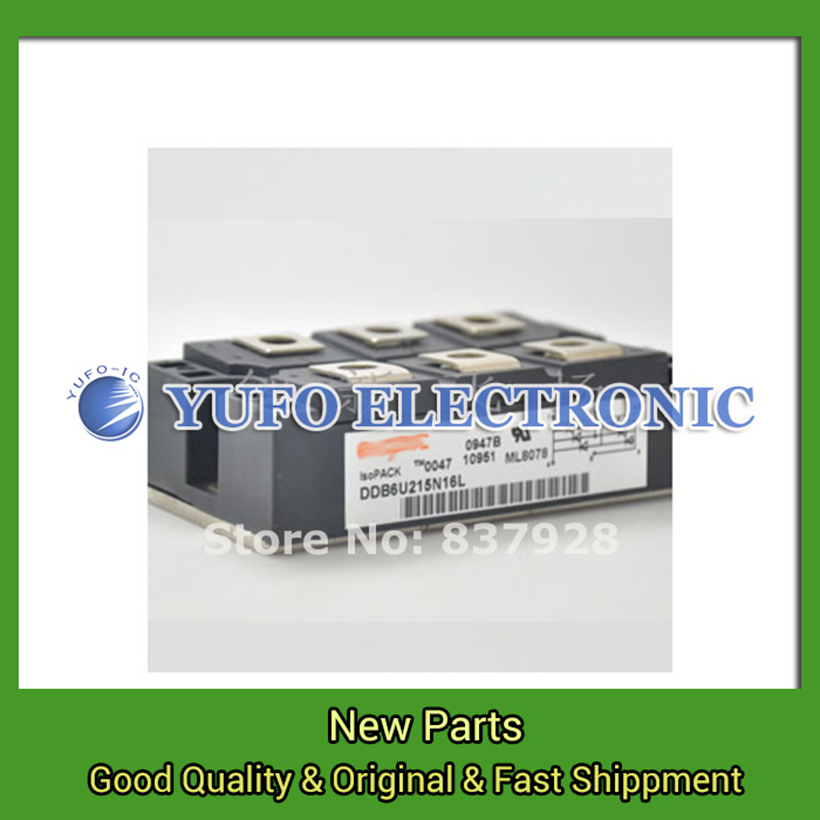 Free Shipping 1PCS Ying Fei Lingou DDB6U215N16L Parker power module genuine original spot Special supply YF0617 relay free shipping 1pcs ying fei lingou dz600n16k parker power module genuine original spot special supply yf0617 relay