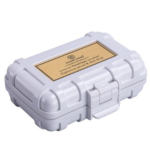 Cigar Tool case box Multifunctional for Cigar Lighter Cigar Cutter Travel Portable Box CA-0017 Lahore
