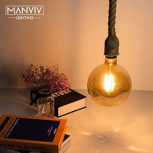 Edison Lamp 4W 220V Retro Vint