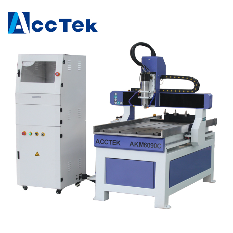 Woodworking Atc Cnc Router Machine 6090 For Auto Tool Changer/ Atc 6090 Cnc Machine For Metal Aluminum Copper