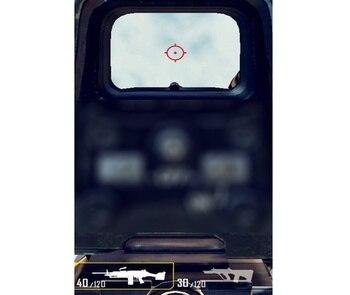 Tactical 552/551/553/557/558 Kolimator Celownik Holograficzny Czerwona Kropka Optyczne Czerwone I Zielone światło Z 20mm Szynami Czerwony/czarny/Tan