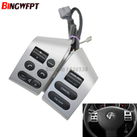 High quality Steering wheel control buttons Car accessories buttons FOR Nissan LIVINA TIIDA SYLPHY