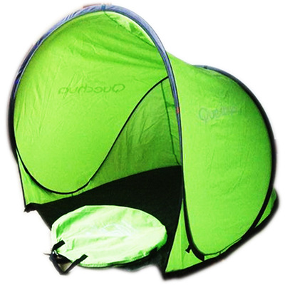 Camping tent outdoor beach tent sunshade double fishing automatic tent