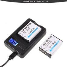 2 pc CB-70 FNP-85 NP85 NP-85 Battery + LCD USB Charger for Fujifilm S1 SL1000 SL240 SL245 SL260 SL280 SL300 SL305 HDR-600X 3700E