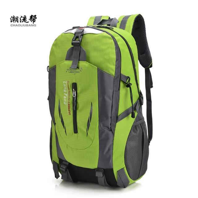 Hot multi-functional men's backpack high-quality waterproof nylon bag fashion ladies laptop backpack package mochila feminina