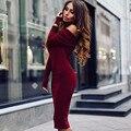 HEYounGIRL 2017 Без Бретелек Dress Плеча Весна Женщины Dress Black Party Dress Клуб Сексуальные Офисные Платья Халаты Vestidos
