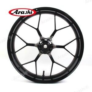 Image 5 - Arashi 1 Set Front Rear Wheel Rims For HONDA CBR600RR 2007 2017 Motorcycle Rims CBR600 CBR 600 RR 600RR 2014 2015 2016 2017