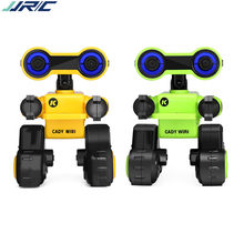 JJRC R13 2.4G Dancing Intelligent Science Exploration Programming Robot USB Charge Remote Control Toy Gift for Children(China)