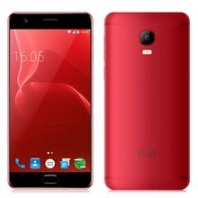 "Ursprüngliche Elefon P8 MAX 16MP + 13MP Dual Cam 5000 mAh 5,5 ""FHD Android 7.0 MT6750T Octa-core 4 GB + 64 GB Fingerabdruck 4G Handy"