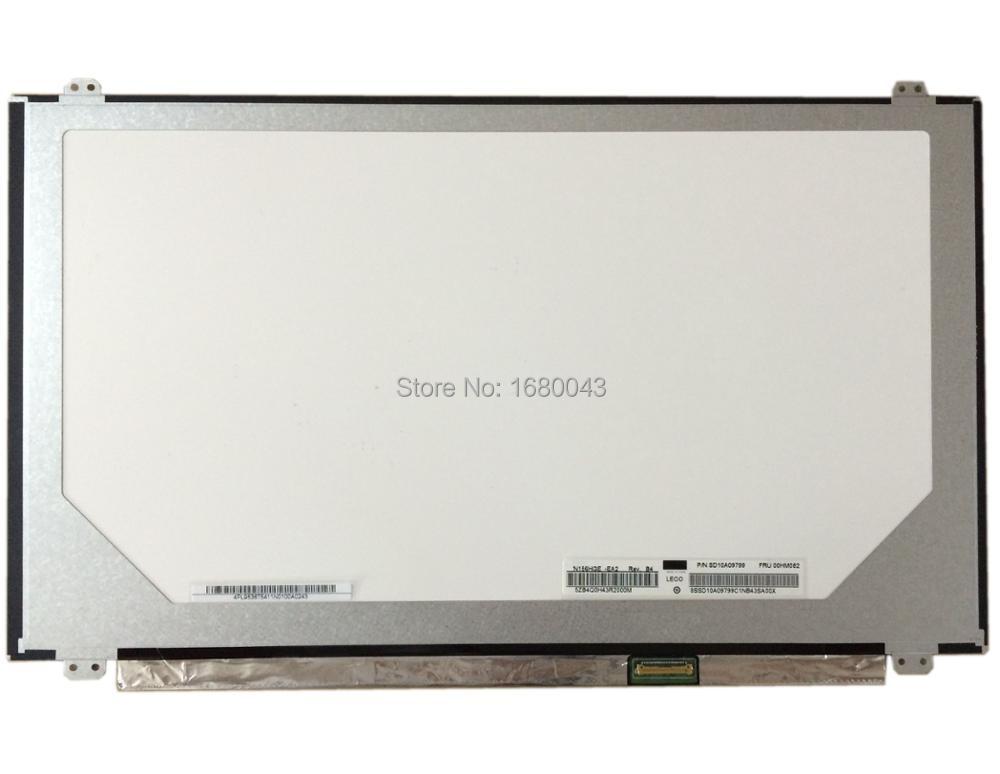 N156HGE-EA2 REV B4 fit N156HGE-EG1 LTN156HL01 LP156WF4 SPB1 N156HGE-EA1 EB1 30PIN 1920X1080 тонкий светодио дный экран панели