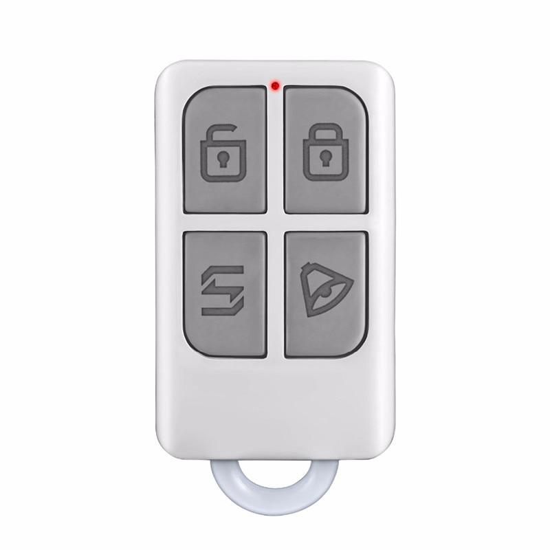 Xinsilu KR-RC531 Keychain Remote Control for Wireless Alarm System kerui kr rc531 keychain remote control for wireless alarm system