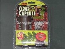 hot 3pcspack clever coffee tea capsule reusable single coffee filter cup keurig tea leaf hot - Cheap Keurig