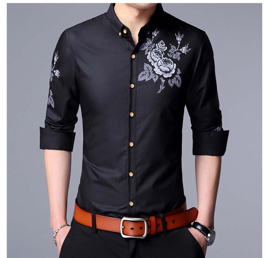 Online Get Cheap Party Style Shirt for Men -Aliexpress.com ...