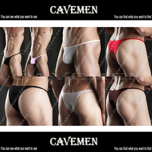 Half hip type Concise * 3113 *sexy men lingerie T-Back Thong G-String T pants Brief Underwear free shipping