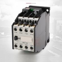 Contact Intermediate Relay JZC1-44 220V/380V/110V/24V Silver Point Relay 4NO+4NC
