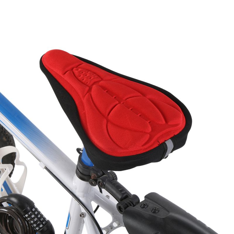Ergonomic Design 3D Bike Seat Bicycle Saddle Cycling Parts