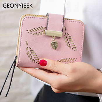 Luxury Square Women's Coin Purses Holders Wallet Female Small Leather Wallet Portomonee Portfolio Lady Short Carteras Women Wallets