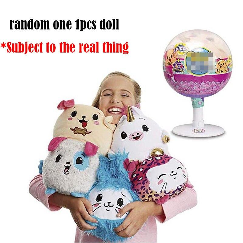 Grandes tailles lol bebek poupées surprise boneca sucette Boules Stockées Poupée Baseball Poupée sucette peluche bébé magasin tracteur cadeaux