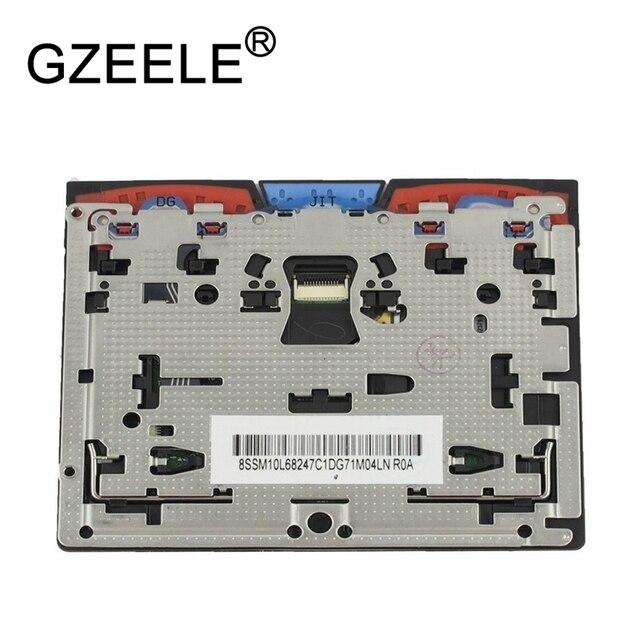 GZEELE nowy Touchpad gładzik trzy klawisze Touchpad dla ThinkPad X240 X250 X260 X270 serii