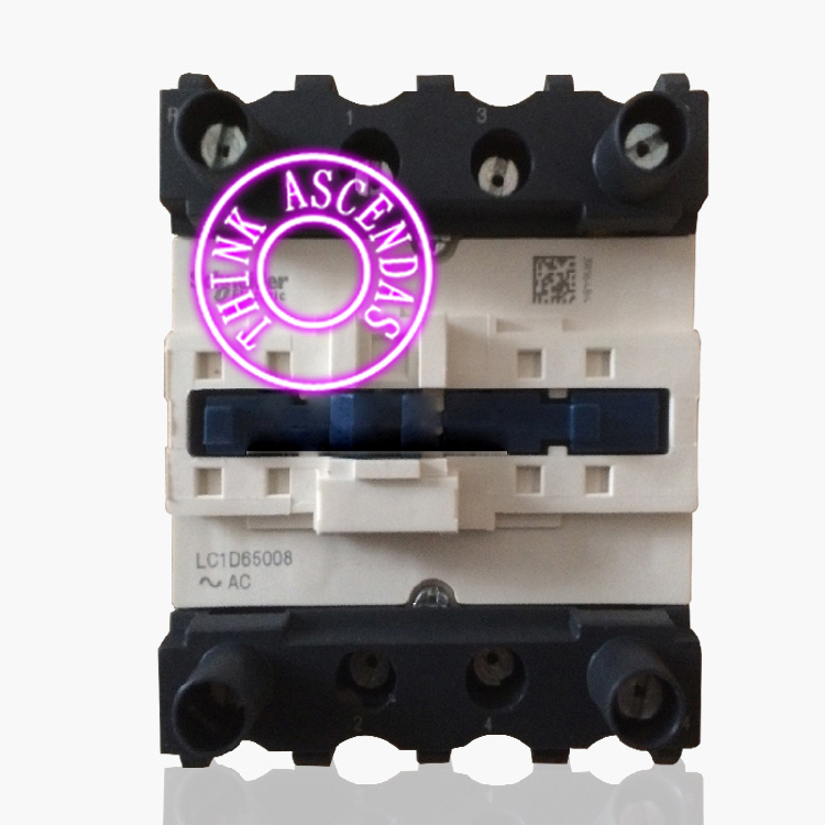 цена на TeSys D Contactor LC1D65008B7 24V / LC1D65008C7 32V / LC1D65008CC7 36V / LC1D65008D7 42V / LC1D65008E7 48V / LC1D65008EE7 60V AC