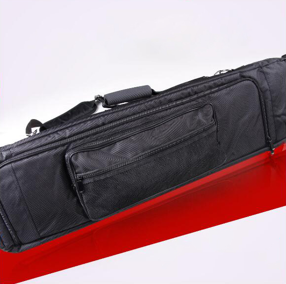 Arch Benz Pool Cue Case Bag Billiards Case Bag Pool Case Carrying 1/2 Piece Case Bag Holding Billiard Accessories in China