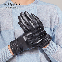 New Touch Screen Gloves Vnisstine Winter men
