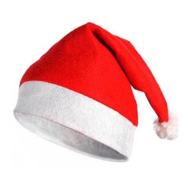 adornos de navidad sombreros sombreros de santa sombreros de navidad para adultos nios normales tapa para