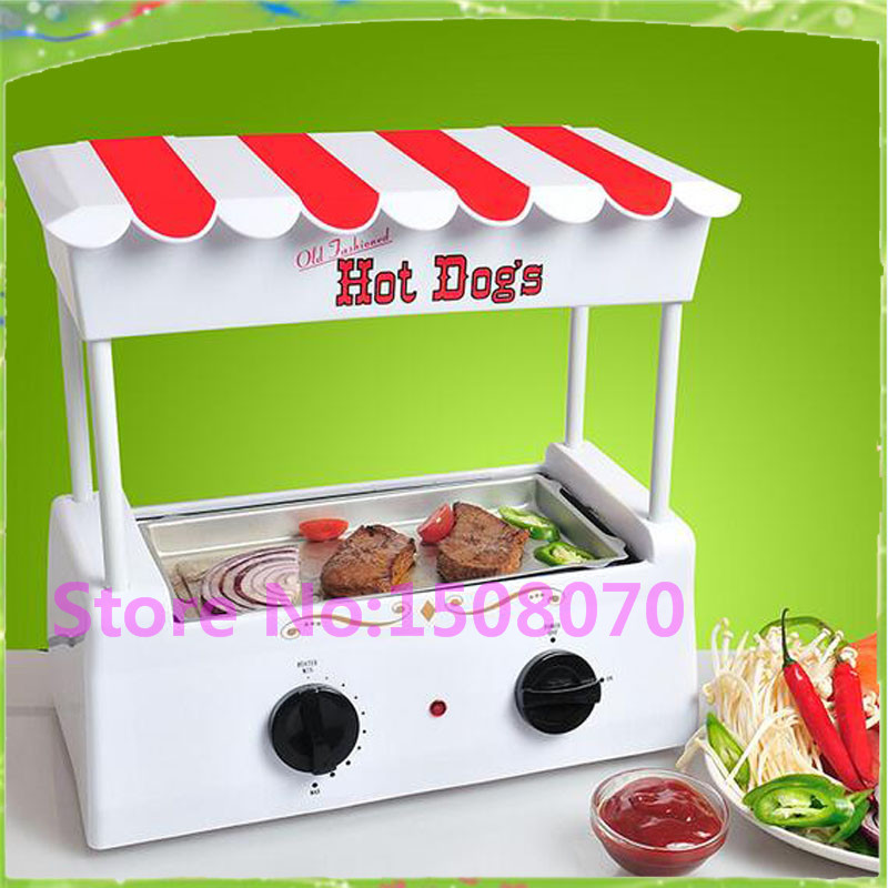 new china supplier waffle hot dog maker/electric small muffin hot dog and corn making machine for sale