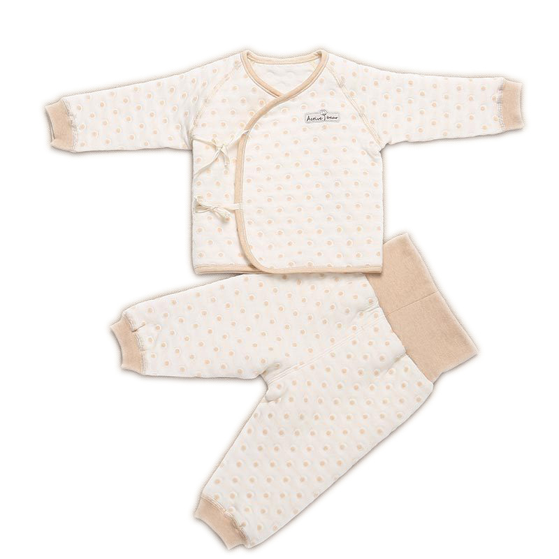 Newborn Baby Boy Girl Winter Warm Organic Cotton Long Sleeve Sets Clothes Infant Tiny Unisex Baby bebe Soft Outfits Set Clothing children s suit baby boy clothes set cotton long sleeve sets for newborn baby boys outfits baby girl clothing kids suits pajamas
