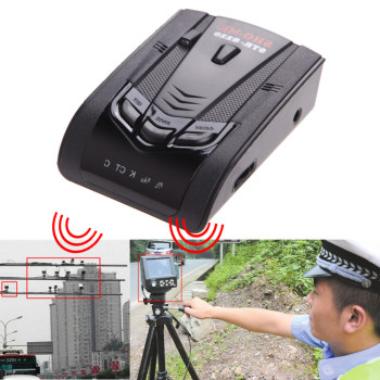Best Car Radar Detector STR8220 Russian Version 360 degree 16 Full Brand Laser Strelka Anti Radar Detector