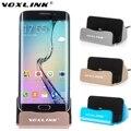 VOXLINK Micro USB Зарядки Док-станция для Samsung Xiaomi Sony Huawei HTC USB Зарядки Док Стенды держатель Для Андроид Телефон
