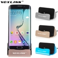 VOXLINK Micro USB Charge Dock Desktop for Samsung Xiaomi Sony Huawei HTC USB Charging Dock Stands holder For Android Phone