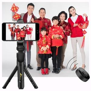 Image 2 - Không Dây Bluetooth Gậy Tự Sướng Ngang Và Dọc Chụp Sống Giá Đỡ Điện Thoại Selfie Có Remote Gậy Chụp Hình Selfie