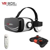 VR BUCINUM VR BOX 4 VR Glasses 3D VR Headset With Earphones Support 4 7 6