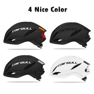 CAIRBULL, новый скоростной велосипедный шлем, гоночный дорожный велосипед, аэродинамический пневматический шлем для мужчин, спортивный Аэро велосипедный шлем Casco Ciclismo