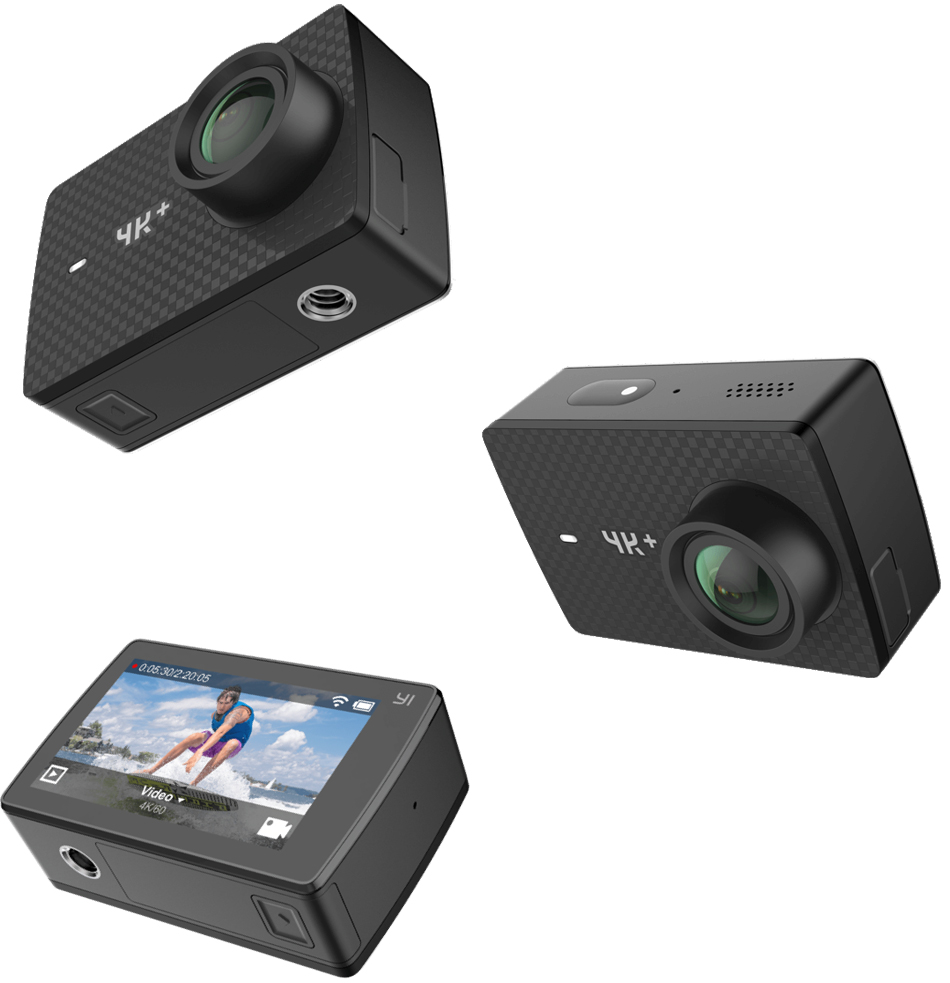 Original Xiaomi Xiaoyi YI 4K+ Action Camera (11)