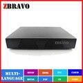 Full HD 1080 P 4CH 8CH CCTV NVR Para A Câmera IP Gravador De Vídeo em Rede H.264 4 Canais 8 Canais NVR 2MP 1920*1080 móvel visualização