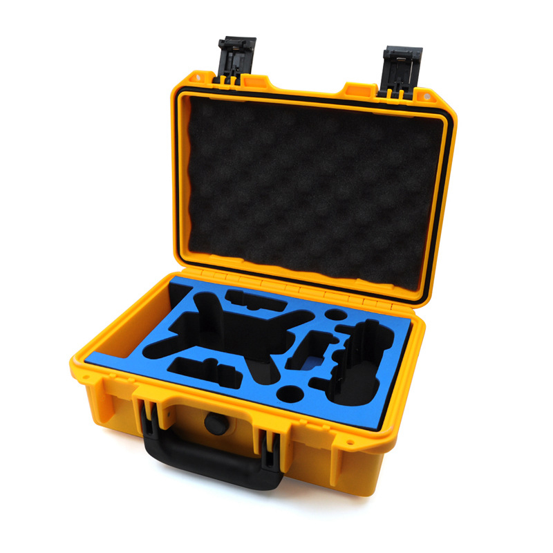 For DJI Spark Box Portable Suitcase Box Hardshell Storage Case Waterproof ABS For FPV Racing Drone DJI Spark Carry Box