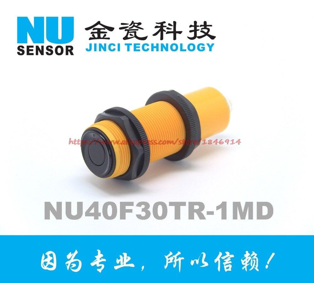 Waterproof type ultra long distance ultrasonic sensor NU40F30TR-1MD