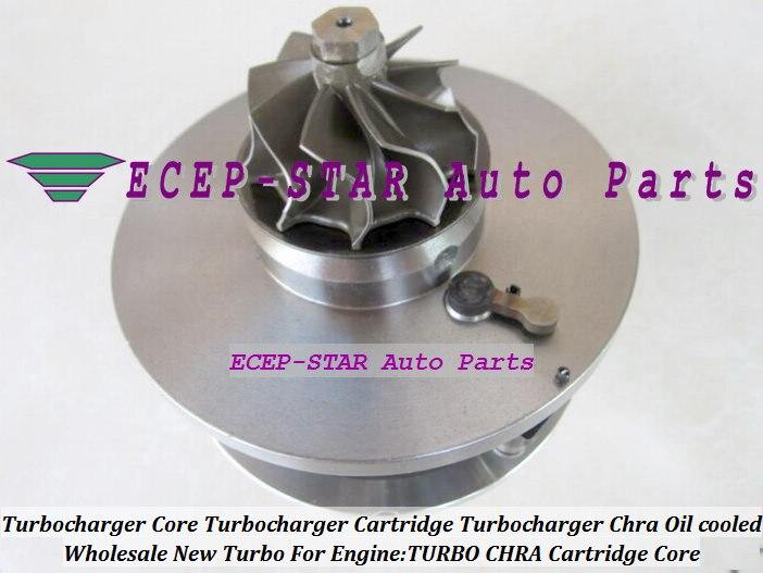 Bateau libre Turbo Cartouche CHRA GT2256V 704361-5006 S 704361-0005 704361-0004 704361 Pour BM W 330D E46 X5 E53 99 M57D M57 D30 3.0L