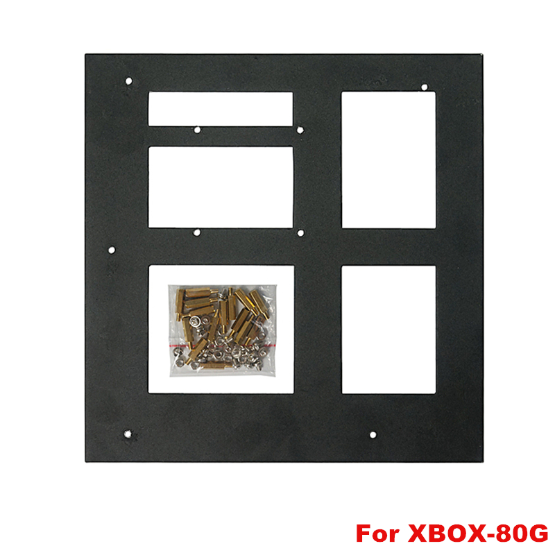 BGA reworking carte mère pince support support PCB montage gabarit de réparation pour PS3 XBOX 40G 80G 120G mince réparation pour bga station - 6