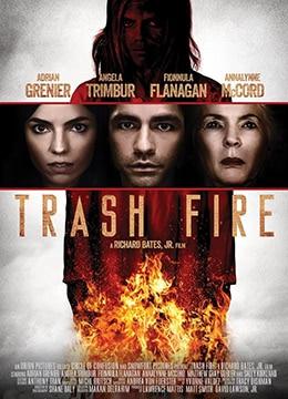 《废物之火》2016年美国喜剧,爱情,恐怖电影在线观看